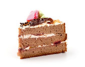 Piece of cake — Stock Photo