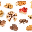 Baking collection - Stock Photo