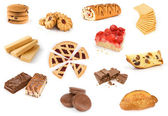 Baking collection — Stock Photo
