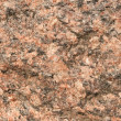 Close up of a red granite texture — Stock Photo #3409310