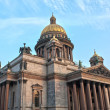Saint-Petersburg, St.Isaac's Cathedral - Stock Photo