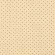A Dotted Fabric Texture - Stock Photo