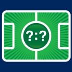 Football background 3 — Stock Vector