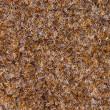 Texture of carpet coverage of brown color with a shallow nap — Stock Photo