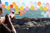 Shooting Range — Stock Photo