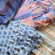 Stock Photo: Oriental Scarfs
