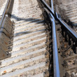 Railroad Track — Stock Photo #3921020