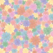 Floral seamless background, part 1 — Stock Vector #3030271