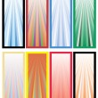 Set of bright banners, part 2 — Stock Vector