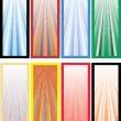 Set of bright banners, part 4 — Stock Vector