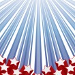 Royalty-Free Stock Obraz wektorowy: USA background 4