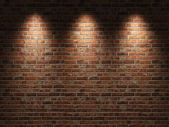 Brick wall — Foto Stock