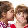 Telling a secret — Stock Photo #3226460