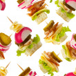 canape seamless wallpaper background — Stock Photo