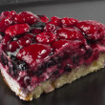 Berries tart — Stock Photo #3381758
