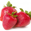 Three strawberries — Stock Photo #3883963
