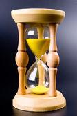 Orologio di sabbia — Foto Stock