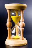 Sand clock — Stock Photo