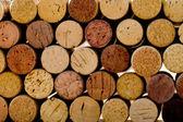 Rolhas de vinho — Fotografia Stock