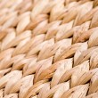 Straw mat - Stock Photo