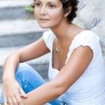 Brunet woman — Stock Photo #3837527