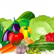 Vegetables — Vector de stock #2868954