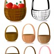 Baskets — Stock Vector #3256321