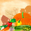 Harvest — Vector de stock #3266435