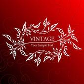 Vintage achtergrond — Stockvector