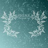 Vintage background — Stockvektor