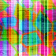 Abstract background with  strips and polygon. - Stock Photo