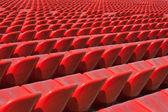 Stadion läktare — Stockfoto