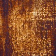 Rusty metal background — Stock Photo #3733912