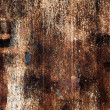 Rusty metal background — Stock Photo #3757604