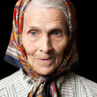 Old women — Stock Photo