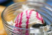 Ice cream food — Stock Photo