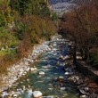 Merano river — Stock Photo
