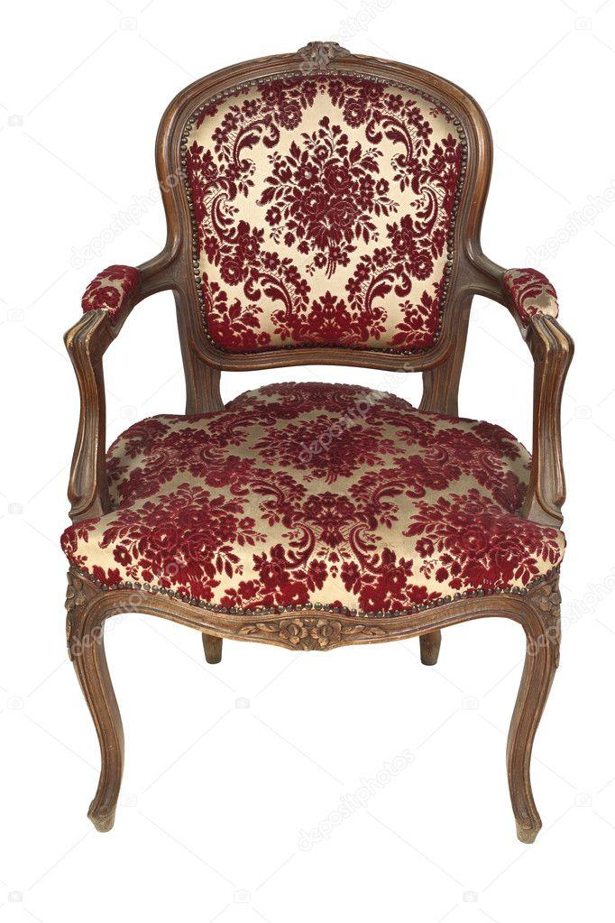 Фото на белом кресле 1 фотография