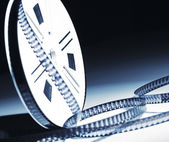 8mm film roll — Stock Photo