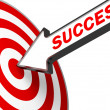 Success business — Stock Photo #3019382