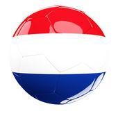 Holland-Fußball — Stockfoto