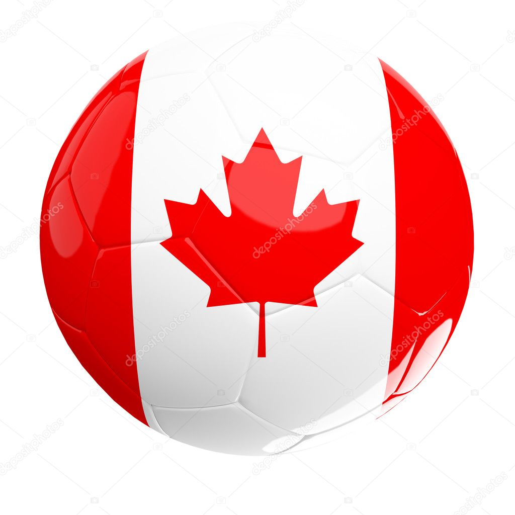 Canada Futbol Balón de Fútbol de Canadá