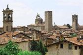 Bergamo alta — Foto Stock