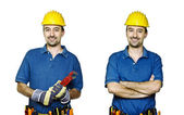 Manual worker — Stock Photo