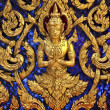 Bhudda decor — Stock Photo