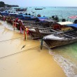 Krabi phi phi island - Stock Photo
