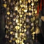 Golden bell — Stock Photo