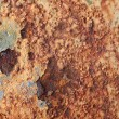 Stock Photo: Heavily Corroded Metal