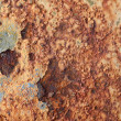 Heavily Corroded Metal — Stock Photo