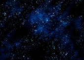Deep space — Stock Vector